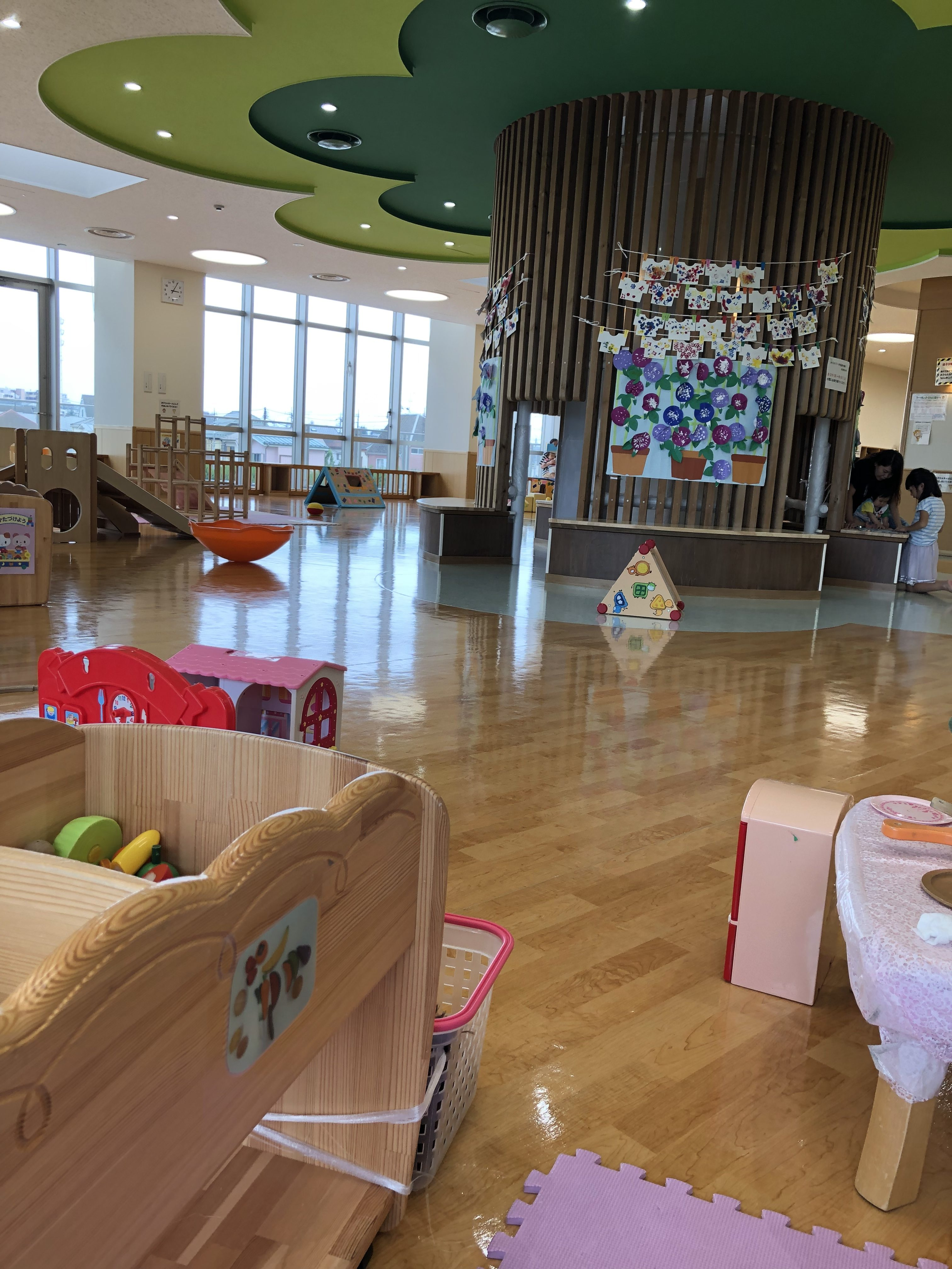 【新所沢駅】こどもと未来の福祉館ルピナスは3歳まで利用できるおすすめの施設