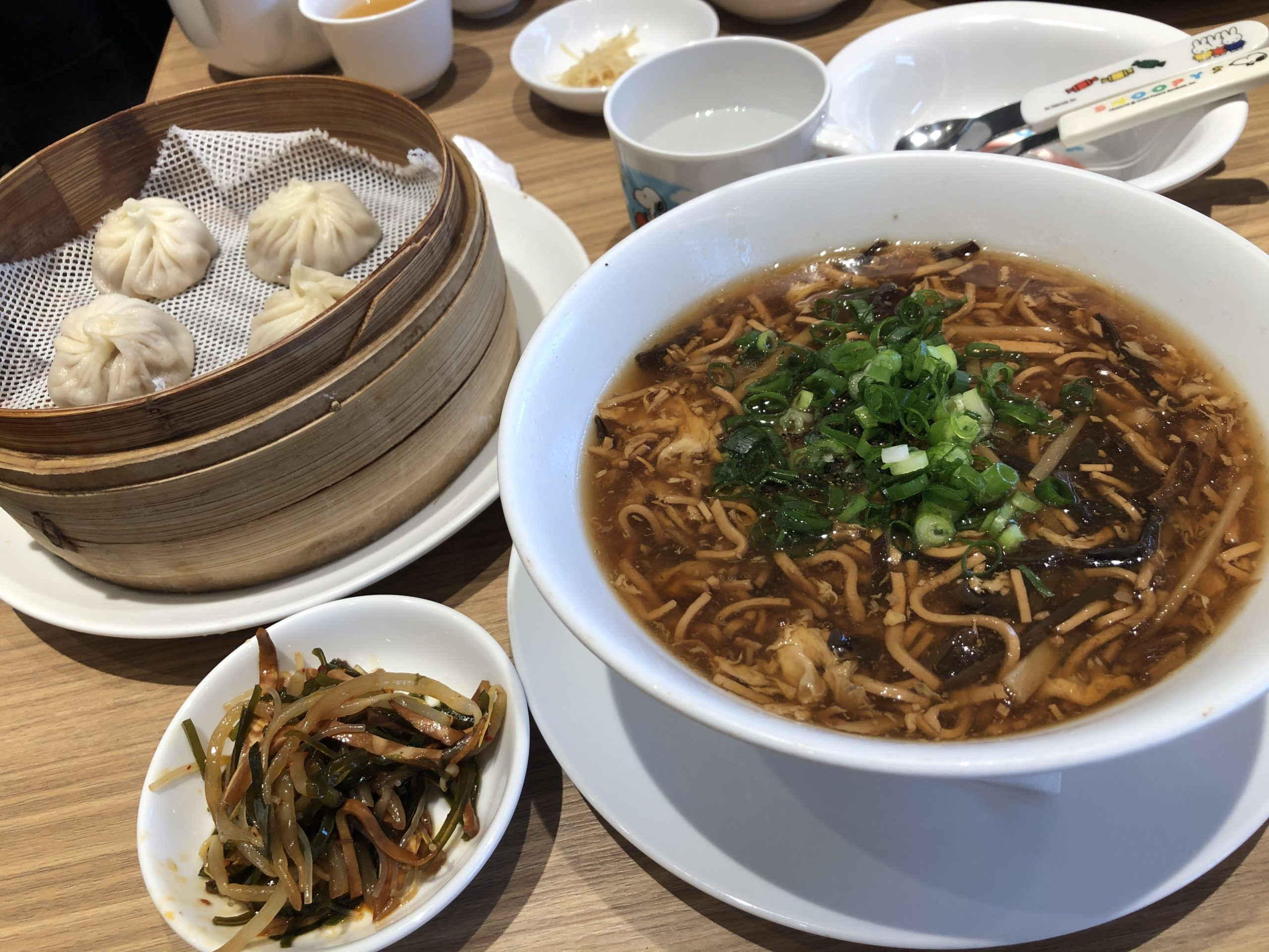 【名古屋】セントラルタワーズ内『鼎泰豊(ディンタイフォン)』で夕食を食べてきました(お子様メニューあり)